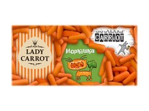 baby carrots: Lady Carrot, Carriot, Моркішка